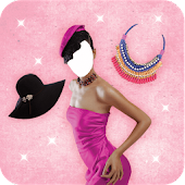 Fashion Girl Photo Editor