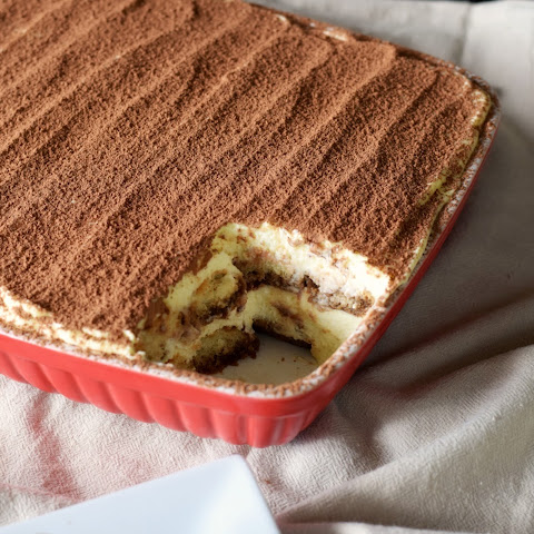 Authentic Bakery Style Tiramisu (w/shortcut!)
