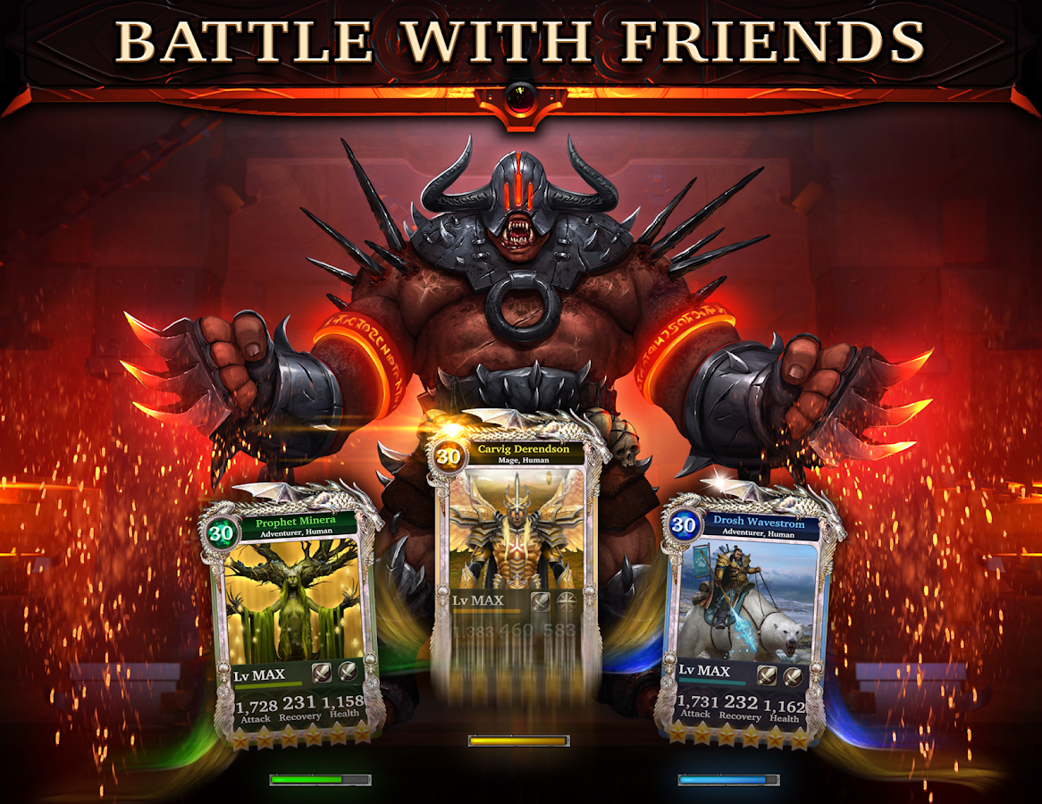 Legendary: Game of Heroes Screenshot 4
