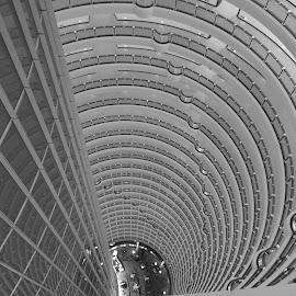 Hyatt Shanghai by Mark Caplan - Buildings & Architecture Office Buildings & Hotels