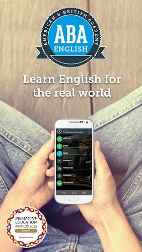 Learn English with ABA English Android App Screenshot