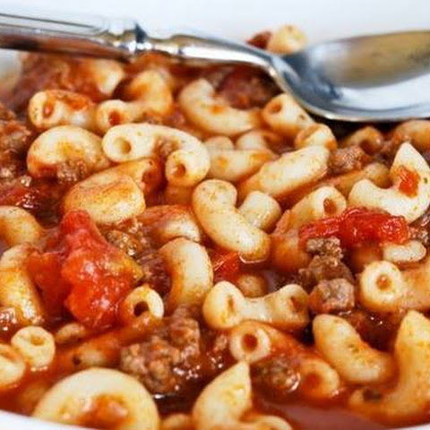 Goulash I Grew Up With
