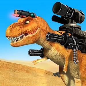 Dinosaur Battle Simulator New App on Andriod - Use on PC