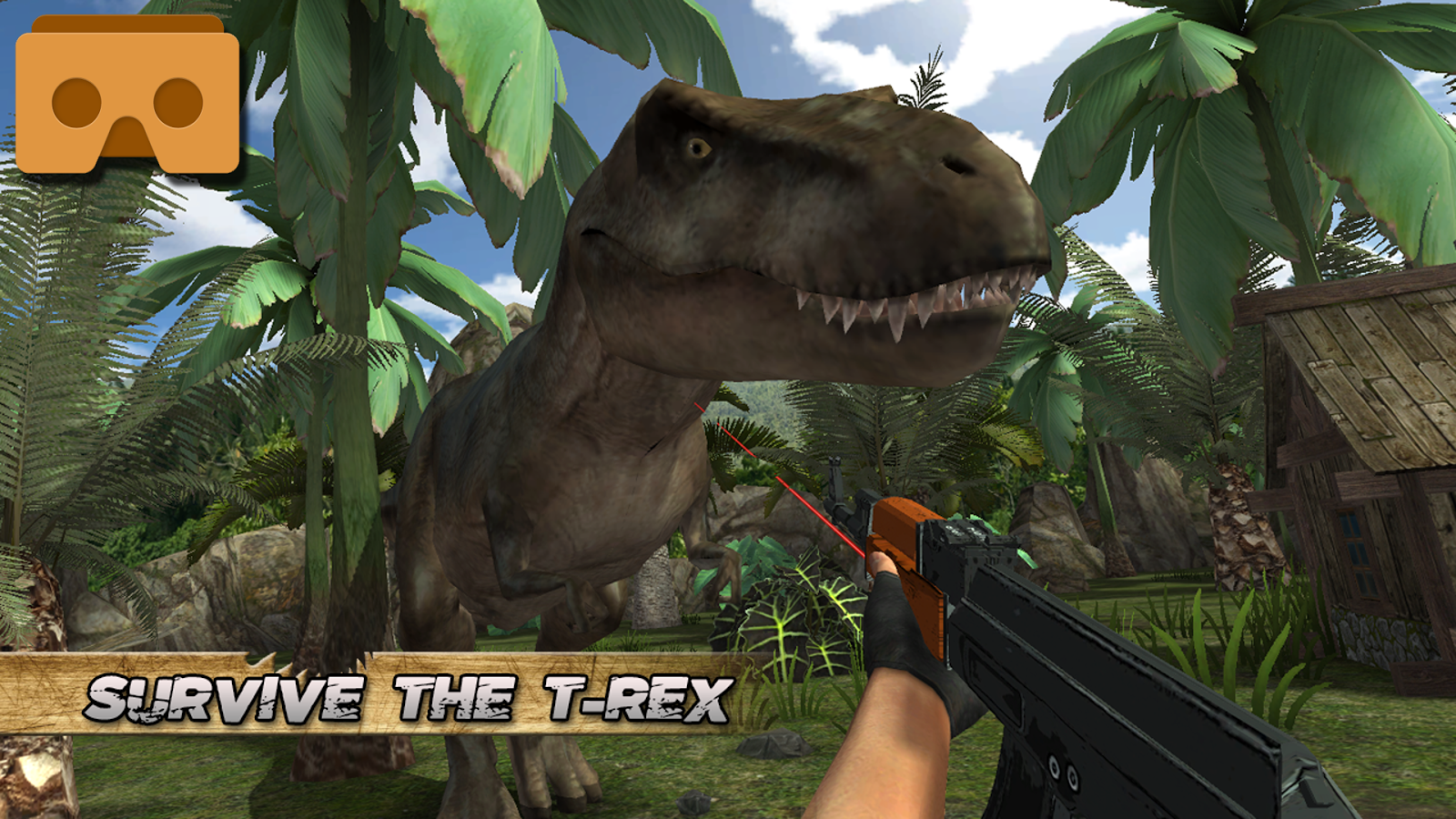 Jurassic Hunter Primal VR & TV Screenshot 4