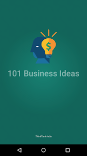101 Business Idea screenshot for Android