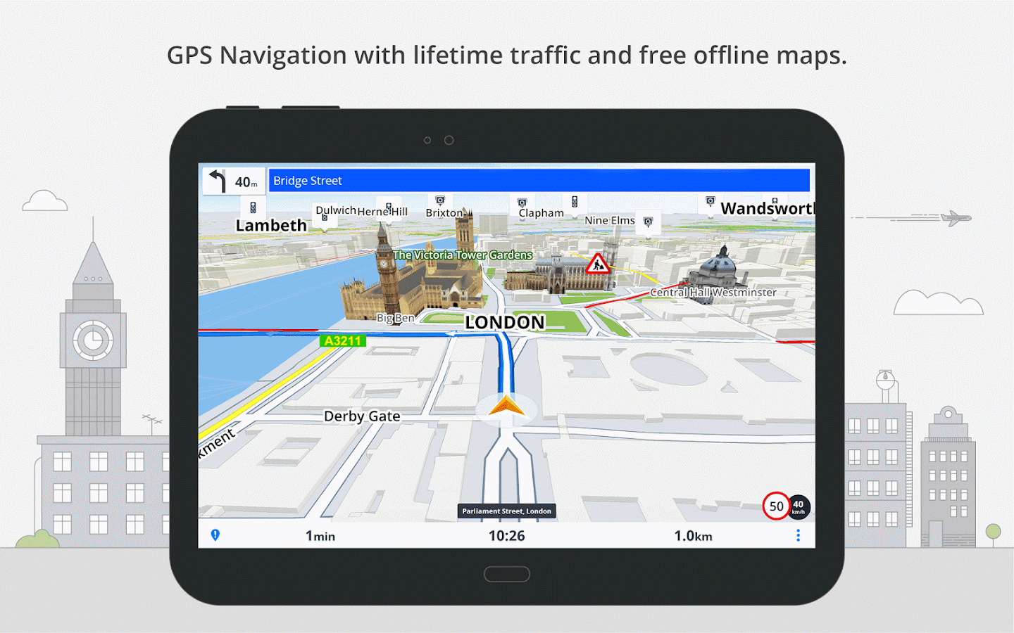 GPS Navigation & Maps Sygic Screenshot 8