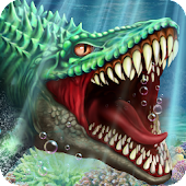 Download Full Jurassic Dino Water World 6.94 APK