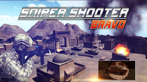 Sniper Shooter Bravo - screenshot