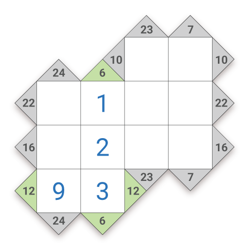 Kakuro (Cross Sums) (game)
