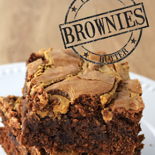 No Bake Peanut Butter Brownies Recipes