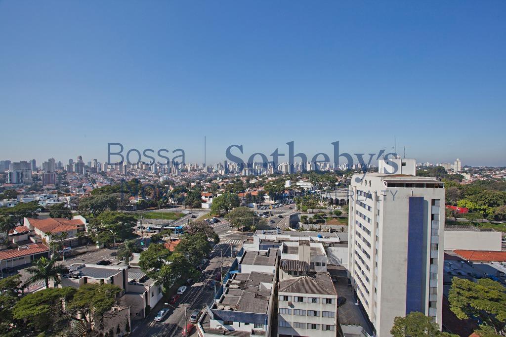 Apartamento residencial para venda, Moema Índios, São Paulo.