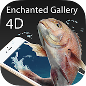 Enchanted Gallery-Fish 4D APK for Bluestacks