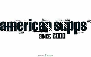 Screenshot of American Supps