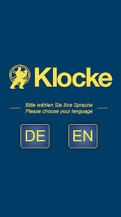 Klocke - screenshot