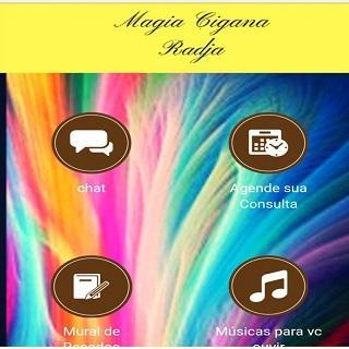 Magia Cigana Radja