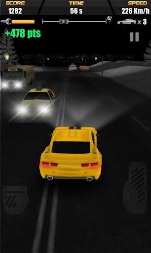 MORTAL Racing 3D screenshot 1