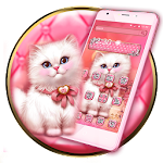 Cute Kitty Princess Icon