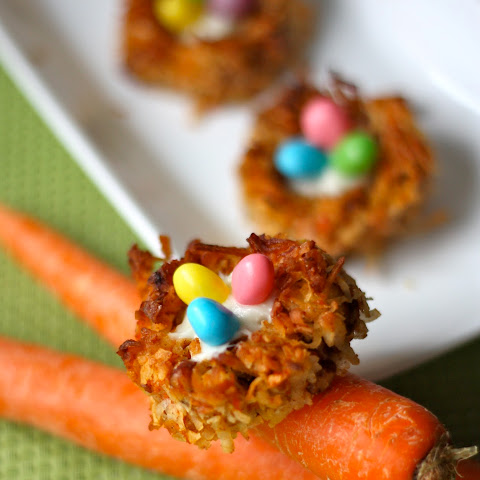 Carrot Cake Coconut Macaroons