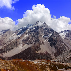 The Queen of Mountains  by Malik Malik - Landscapes Mountains & Hills