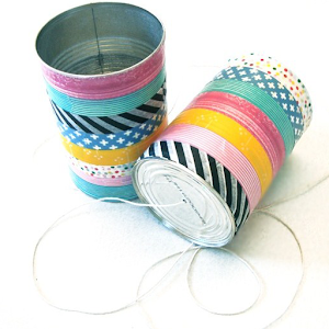 Craft Ideas Tin Cans
