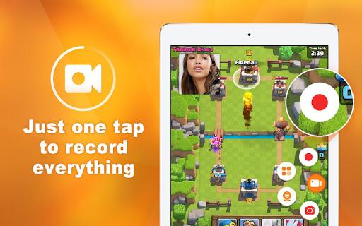 DU Recorder – Screen Recorder, Video Editor, Live screenshot 8