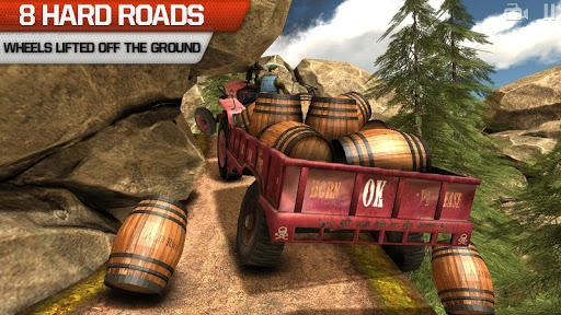 Truck Driver 3D: Offroad - screenshot