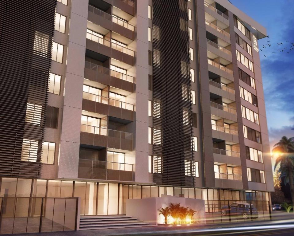 Apartamento residencial à venda, Manaíra, João Pessoa - AP4818.