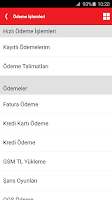 Screenshot of Akbank Direkt
