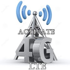 Activate 4G LTE Guide