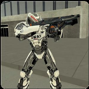 Fly Robot Swat Online PC (Windows / MAC)