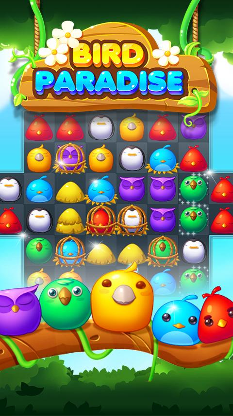 Bird Paradise Screenshot