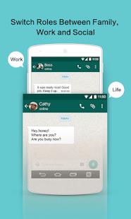 App dual whatsupp account -PRANK APK for Windows Phone