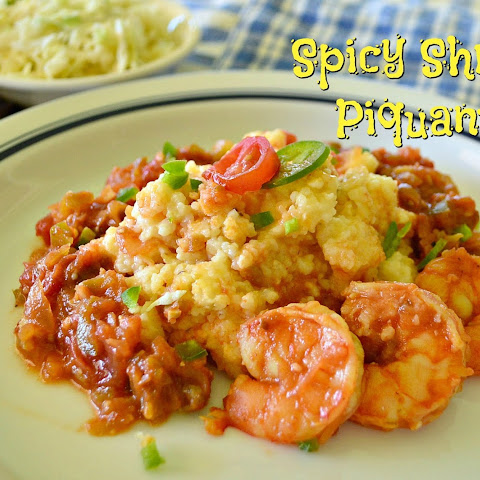 Spicy Shrimp Piquant an Engagingly Provocative Spicy Shrimp Stew