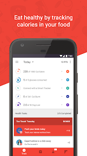 HealthifyMe Weight Loss Coach APK for Bluestacks