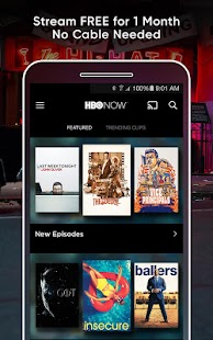 App HBO NOW: Stream TV & Movies apk for kindle fire