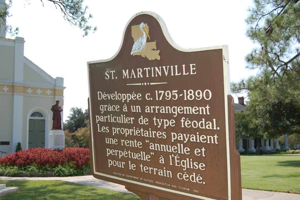 Développée c. 1795-1890 grâce à un arrangement particulier de type féodal. Les propriétaires payaient une rente