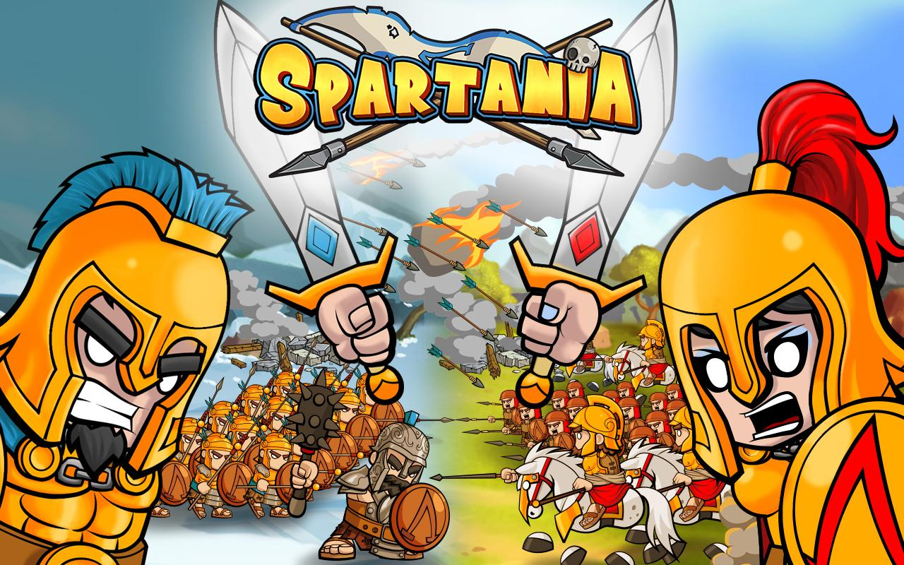 Spartania: Casual Strategy Screenshot 16
