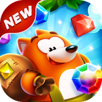 Bling Crush - Free Match 3 Puzzle Game For PC