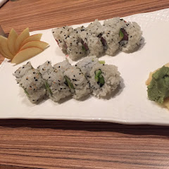 GF AAC roll & GF Boston roll