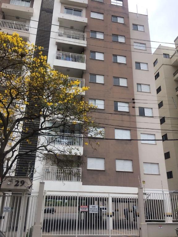 Apartamento com 3 dormitórios à venda, 73 m² por R$ 380.000 - Jardim Residêncial Firenze - Hortolândia/SP