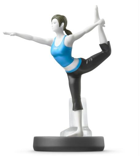 Wii Fit Trainer - Super Smash Bros. series