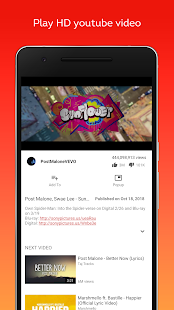 Lite Video Tube & Play Tube Music