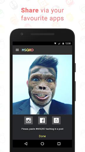 MSQRD screenshot 3