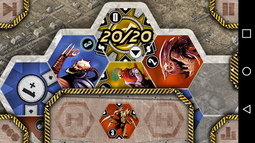 Neuroshima Hex - screenshot