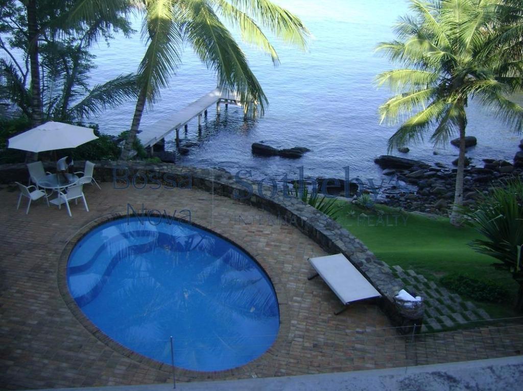 Casa deslumbrante na melhor praia de Ilhabela