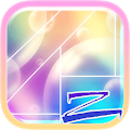 App Flat Colors ZERO Launcher version 2015 APK