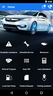 Joyce Honda DealerApp - screenshot