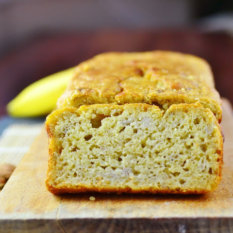 Banana And Quinoa Bread With Flaxseed