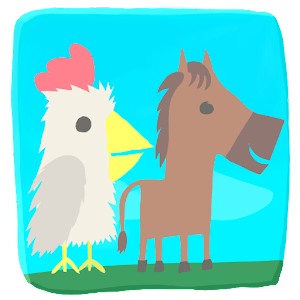 Cover art Ultimate Chicken Horse- SHIELD