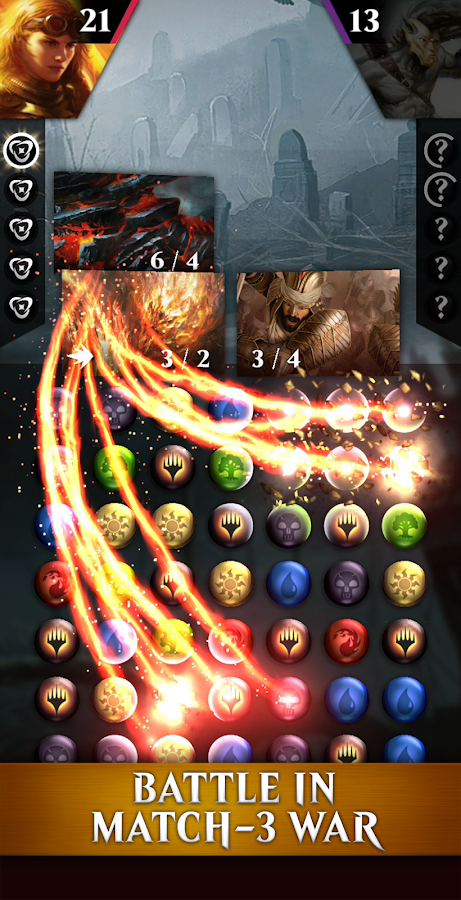 Magic: Puzzle Quest Screenshot 7